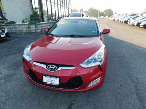 2013 Hyundai Veloster for sale at Paniagua Auto Mall in Dalton GA