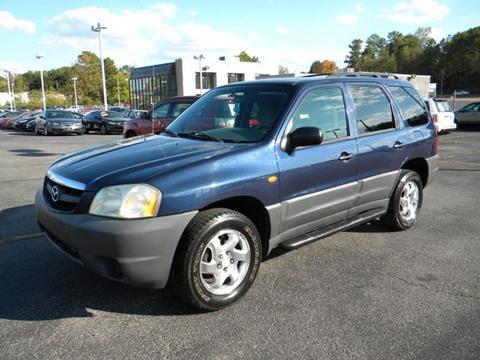2002 Mazda Tribute for sale in Dalton, GA