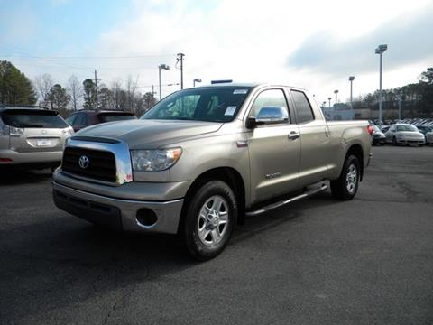 2009 Toyota Tundra for sale in Dalton, GA