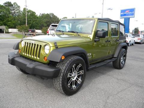 jeep wrangler unlimited for sale in dalton ga. Black Bedroom Furniture Sets. Home Design Ideas