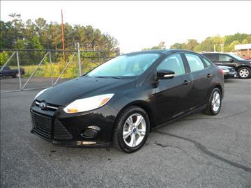 2013 Ford Focus for sale in Dalton, GA