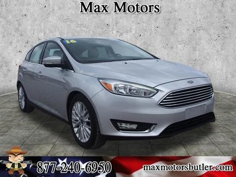 2016 Ford Focus for sale in Butler, MO