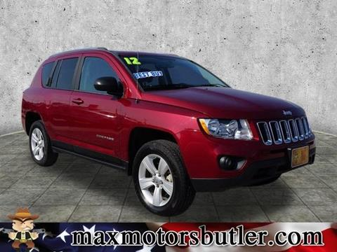 2012 Jeep Compass for sale in Butler, MO