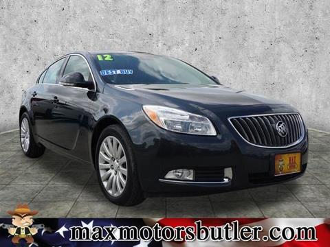 2012 Buick Regal for sale in Butler, MO
