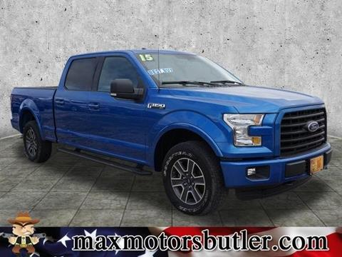 2015 Ford F-150 for sale in Butler, MO