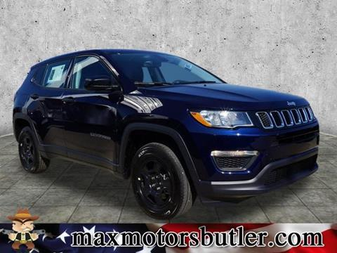 2018 Jeep Compass for sale in Butler, MO