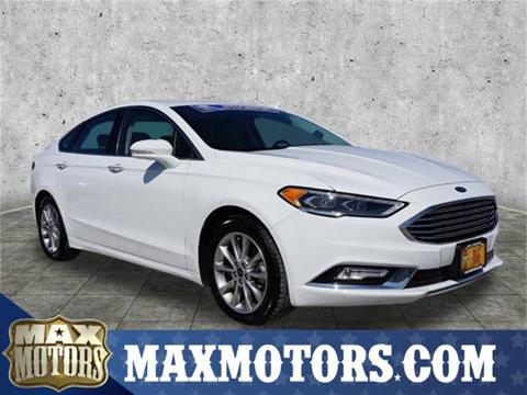 2017 Ford Fusion for sale in Butler, MO