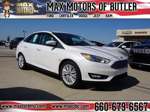 2017 Ford Focus for sale in Butler, MO