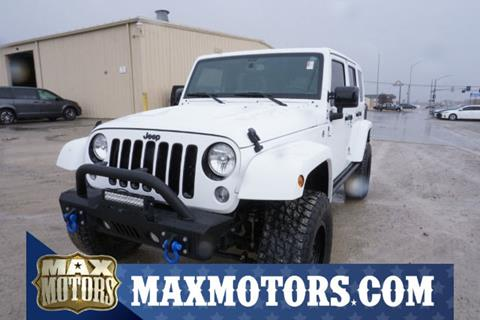 Jeep Wrangler For Sale In Butler Mo