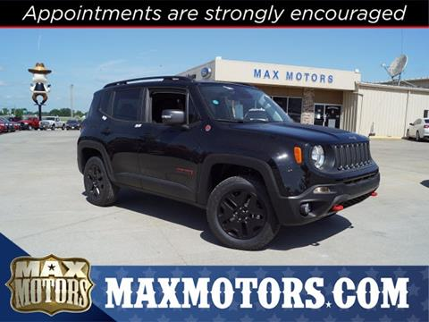 2018 Jeep Renegade for sale in Butler, MO