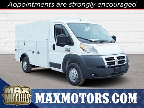 2018 RAM ProMaster Cutaway Chassis for sale in Butler, MO