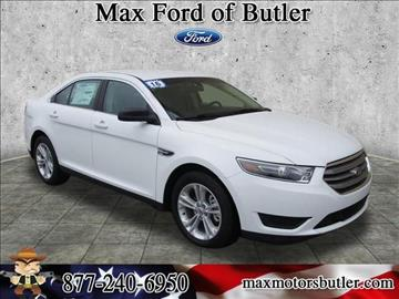 2016 Ford Taurus for sale in Butler, MO