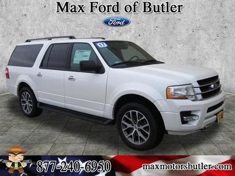 2017 Ford Expedition EL for sale in Butler, MO