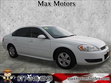 2010 Chevrolet Impala for sale in Butler, MO