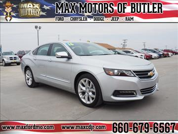 2016 Chevrolet Impala for sale in Butler, MO