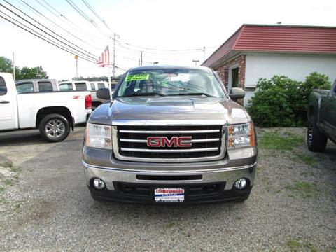 2013 GMC Sierra 1500 for sale in North Attleboro, MA