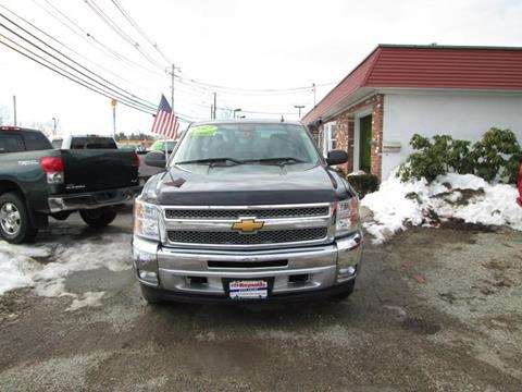 2013 Chevrolet Silverado 1500 for sale in North Attleboro, MA