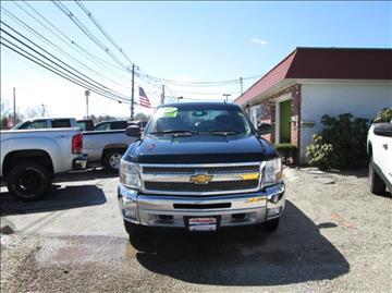 2012 Chevrolet Silverado 1500 for sale in North Attleboro, MA