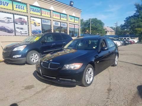 2008 BMW 3 Series for sale in Detroit, MI