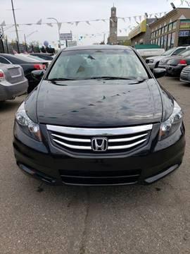 2011 Honda Accord for sale in Detroit, MI