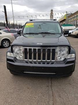 2008 Jeep Liberty for sale in Detroit, MI