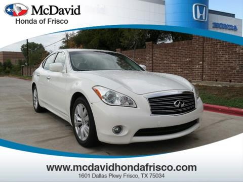 2011 Infiniti M37 for sale in Irving, TX