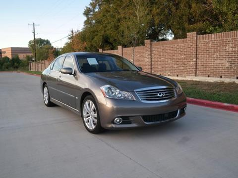 2008 Infiniti M35 for sale in Irving, TX