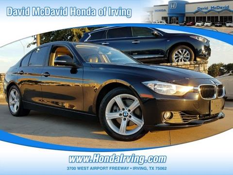 2013 BMW 3 Series for sale in Irving, TX