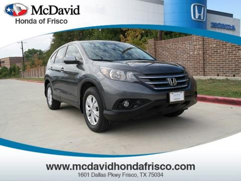 2012 Honda CR-V for sale in Irving, TX