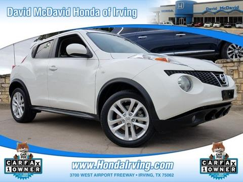 2014 Nissan JUKE for sale in Irving, TX