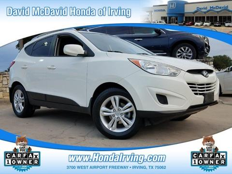 2011 Hyundai Tucson for sale in Irving, TX
