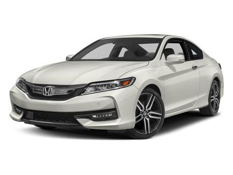 2017 Honda Accord for sale in Irving, TX