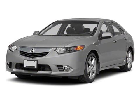 2010 Acura TSX for sale in Irving, TX