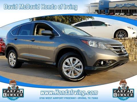 2014 Honda CR-V for sale in Irving, TX
