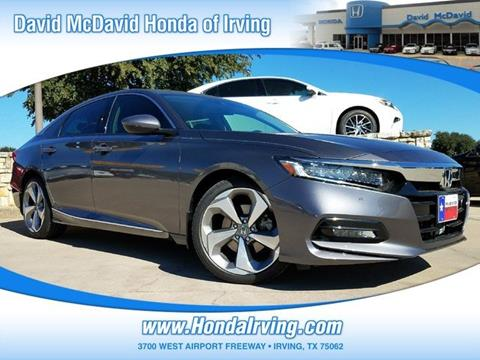 2018 Honda Accord for sale in Irving, TX