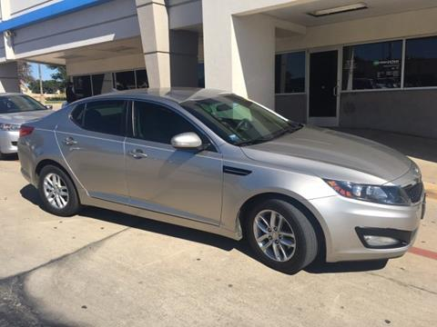 2013 Kia Optima for sale in Irving, TX