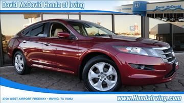 2011 Honda Accord Crosstour for sale in Irving, TX