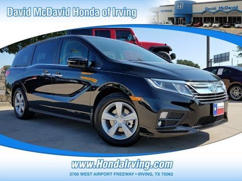 2019 Honda Odyssey For Sale In Irving, TX
