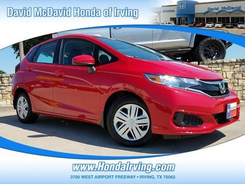 2019 Honda Fit for sale in Irving, TX