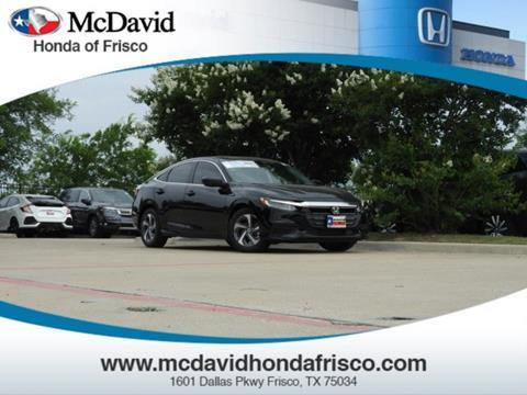 2019 Honda Insight for sale in Irving, TX