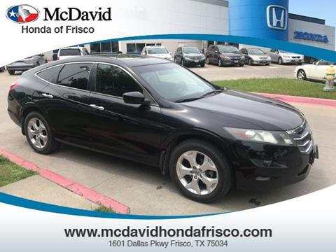 2012 Honda Crosstour for sale in Irving, TX