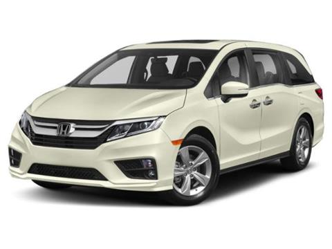 2019 Honda Odyssey for sale in Irving, TX