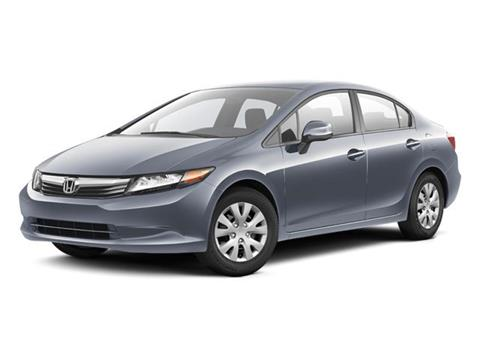 2012 Honda Civic for sale in Irving, TX