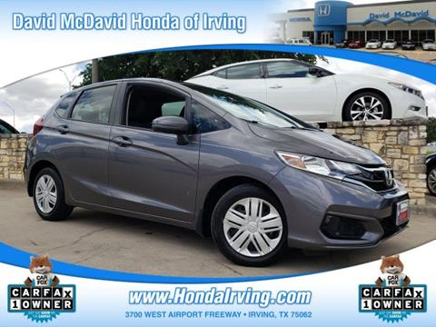 2018 Honda Fit for sale in Irving, TX
