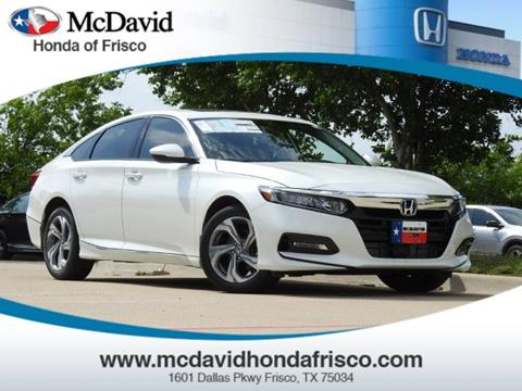 2019 Honda Accord for sale in Irving, TX