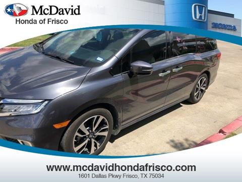2018 Honda Odyssey for sale in Irving, TX