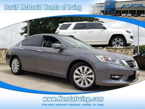 2014 Honda Accord for sale in Irving, TX