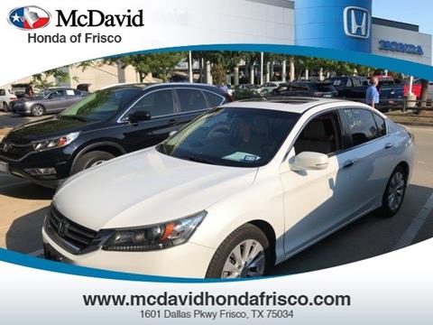 2015 Honda Accord for sale in Irving, TX