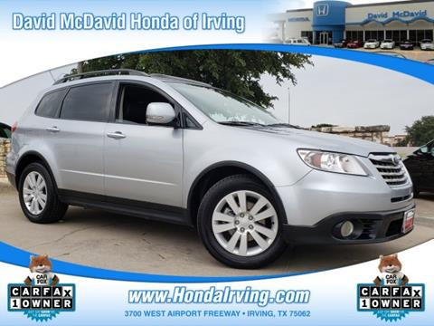 2012 Subaru Tribeca for sale in Irving, TX