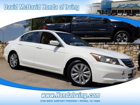 2011 Honda Accord for sale in Irving, TX